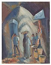 Albert Goldman (Israeli, born 1922)