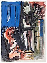 Moshe Avni (Israeli, b. 1937)