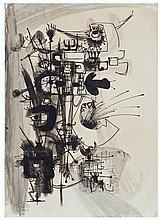 Fima (Efraim Reuytenberg) (French - Israeli, 1916-2005)