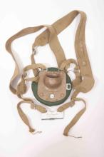 A scarce Grice and Young of Christchurch, Hants big game fishing harness-st