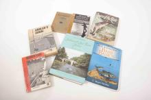 A selection of freshwater and fly fishing books old and new inc The Art of