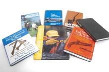 A selection of shooting books