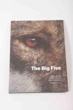 Scandinavian big game species book