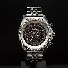 Breitling Bentley GMT 49mm Stainless Steel Men's Wristwatch