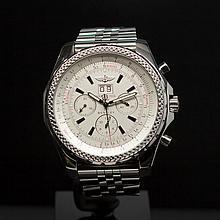 Breitling Bentley Motors 6.75 Stainless Steel 47.5mm Men's Wristwatch