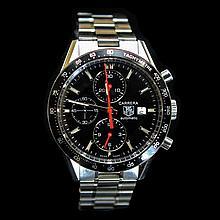 Tag Heuer Carrera Calibre 16 Chrono Automatic Mens Wristwatch