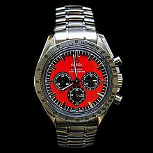 Omega SpeedMaster Legend Stainless Steel Men's Wristwatch