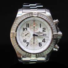 Breitling 48mm Super Avenger Chronograph Mens Wristwatch