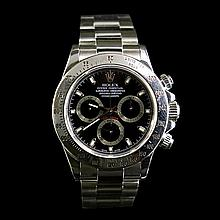 Rolex Daytona 40mm Mens Wristwatch