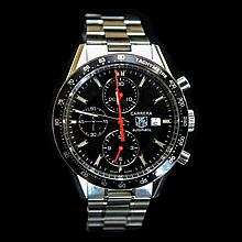 Tag Heuer Carrera Calibre 16 Chrono Automatic Mens Wristwatch