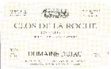 Clos de la Roche Dujac 1999