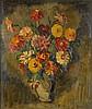 Anton Rooskens (1906-1976), 'Bloemstilleven', gesigneerd r.o, Anton Rooskens, €0