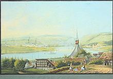 BLEULER Johan Ludwig ''Louis'' (1792-1850) ''Ansic