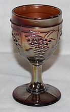 Grape Wine Glass, A