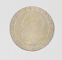 COMMEMORATIVE COIN - 500 SCHILLING 1981