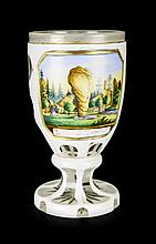 COMMEMORATIVE GOBLET