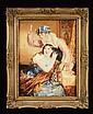 Alfred Edward Chalon (1780-1860) TOILET, Genre