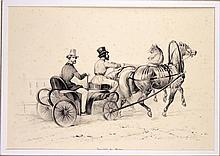 Victor Adam (1801–1866), Charles Philibert de Lasteyrie (1759–1849)