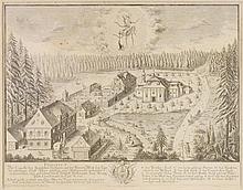 Emanuel Eichel (1717-1782) WIES NEAR CHEB.