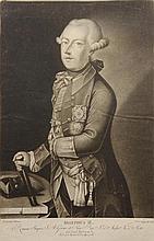 Johann Simon Negges (1726-1792) A PORTRAIT OF