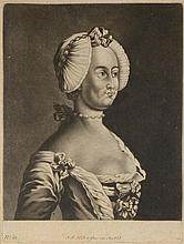 Johann Jakob Haid (1704-1767) A PORTRAIT OF A