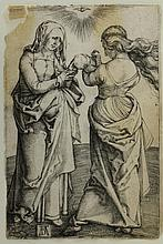 Anonymous author according to A. Dürera THE VIRGIN