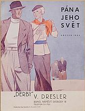 A COLLECTION OF FASHION MAGAZINES 1930-1937. Der