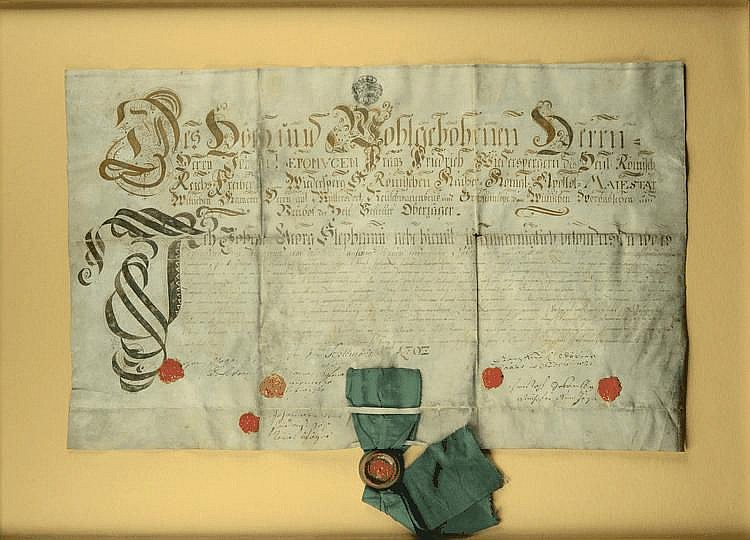 PARCHMENT DOCUMENT