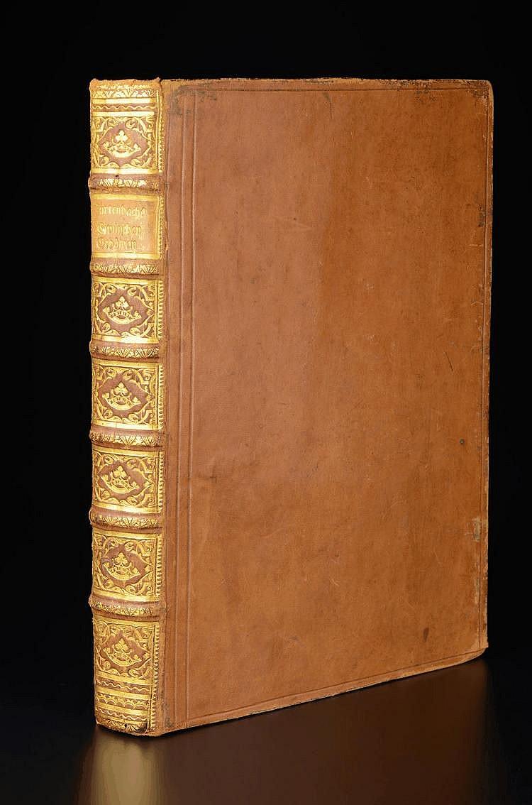 Joseph Furttenbach  (1591-1667)