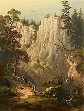 August Carl Haun (1815-1894) / August Carl Haun (1815-1894) / August Carl Haun (1815-1894)