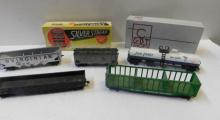 Silver Streak,C&BT Model Trains Cars And More