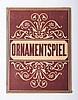 [Games] Das Ornament-Spiel, eine unerschöpfliche Anregung für den Schönheitssinn.