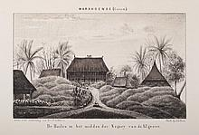 [Amboina] Schets van de residentie Amboina