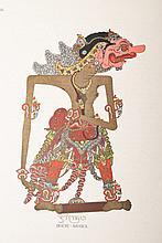 [Java] Het Javaansche Tooneel door J. Kats.