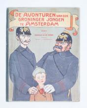 De avonturen van een Groninger jongen te Amsterdam