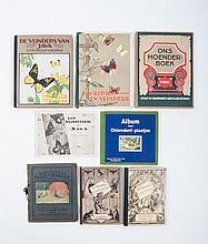 [Zoology], E. Dunlop & co., Batavia. De Vlinders van Java, 1932,  complete + G.N. Bouma & zonen,  Sn