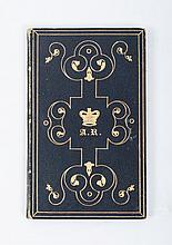 [With handwritten dedication Queen Adelaide] Three sermons addressed to young children, by a Lady. P