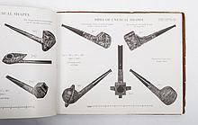 [Tabak] Dunhill - About Smoke, An Encyclopaedia of Smoking. Duhill, London,  fifth edition,  1928. O