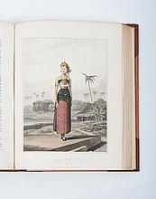 [Indonesia] [Raffles] The history of Java, By Thomas Stamford Raffles (...). In two volumes. With a