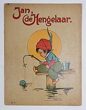 Jan, de Hengelaar  -  Ca. 1910. 8 pp. 4to, stapled. Fine copy of this rare book.