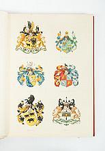 Stam -  en Wapenboek van aanzienlijke Nederlandsche familiën,