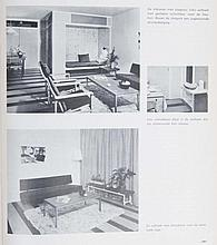 Goed Wonen  -  Maandblad voor wonen en woninginrichting. Bundlings 1959 to 1962. A total of 48 issues bundled in grey cloth insert files. First issue 1960 lacks front cover, here and there some traces of use, else in good condition. (total 4)