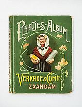 Verkade Album Plaatjes - Album