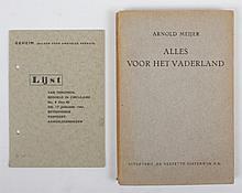 Arnold Meijer  -  Alles voor het Vaderland