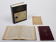 [With letter conc. N.S.B.] Een geheimzinnige politieke affaire!! (...) - Het eigenlijke geheim van de strafzaak Oss (...). [Door W. Wassink]. Private press, Olst, 1946, 32 p., original cover. Very rare publication, no copies in Picarta. With an