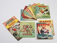 Tom Poes + Kappie + Panda  -  Tom Poes, De Muinck & Co, vol. 1