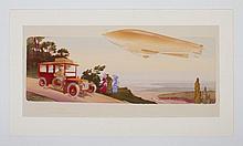 [Zeppelins] Ernest Montaut (1879 - 1909)
