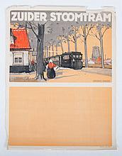 [Posters] Railways: Zuider Stoomtram  -  Rovers