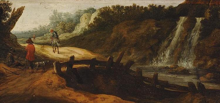 Pieter Janszoon van Asch Delft 1603 - 1678