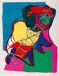 Karel Appel (Amsterdam 1921 - Zurich 2006)